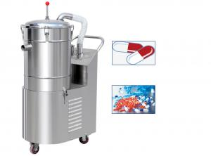Quality 380V 1.5kw 175m/H Tablet Pharmaceutical Vacuum Cleaner wholesale