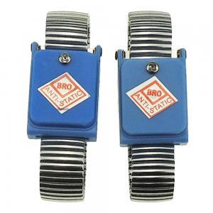 Quality PVC PU Coil 0.1s Static Dissipative ESD Wrist Strap wholesale