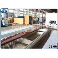Quality Wood Plastic Composite Profile Making Machine Extrusion Line 380v 50hz CE Approved wholesale