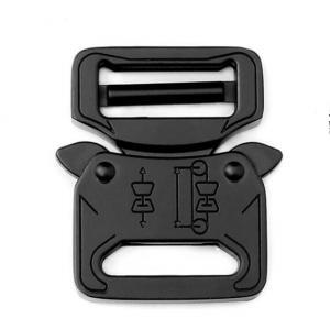 Quality Professional Cobra Buckle , Metal Belt Buckle 27mm For Tactical Belt wholesale