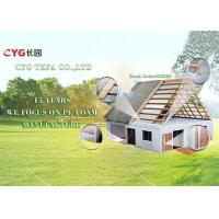 Quality Double Side Reflective Insulation Foam 432N Edge Tearing Resistance Easy To Install wholesale