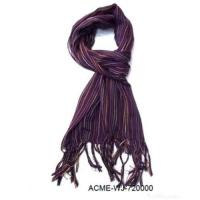 Quality Fashion 100% Polyester Scarf wholesale