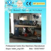 Buy cheap Stable Running Carton Making Machine DXJ Series With Feeding Function , Energy from wholesalers