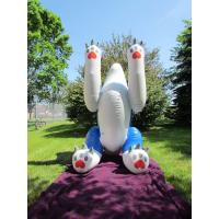 Quality Huge blue aaron inflatable dragon wholesale