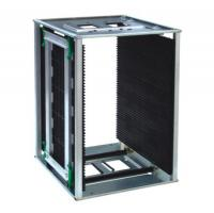Quality Traceless 10e6 Ohm Metal Plastic ESD Magazine Rack wholesale