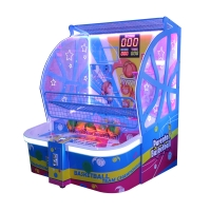 Quality 200W Kids Basketball Machine Basketball Hoop Arcade Game For Sale wholesale