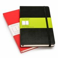 Quality promotional note book with elastic band wholesale