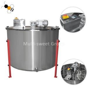 Quality 103cm Height 42*26cm Basket 40 Frames Electric Honey Extractor wholesale