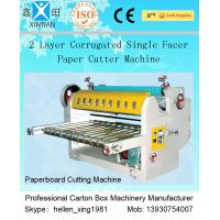 Quality Safe Operation Corrugated Sheet Making Machine Electric Mill Roll Stand / Sheet Cutter wholesale