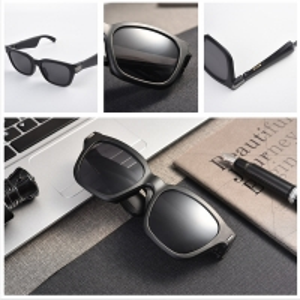 Quality TR90 Frame Headset Polarized Smart Bluetooth Sunglasses Car Sports Music Bluetooth Glasses wholesale