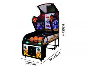 Quality 300W Basketball Hoop Machine / Basketball Arcade Machine Electronic wholesale