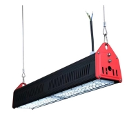 Quality 160LM/W Linear LED High Bay Light For Warehouses Supermarkets Office wholesale
