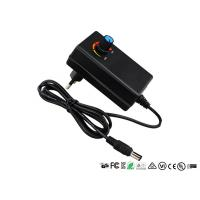 Quality AC To DC Variable Power Adapter 3V - 12V LED Power Switching Adaptor 12 Volt wholesale