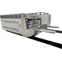 Quality Automatic Printing Slotting Die-Cutter Corrugated Cardboard Making Machine high precision wholesale
