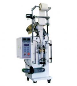 Quality Liquid Honey Sauce Sampoo Vertical Sachet Packing Machine For Packing line wholesale
