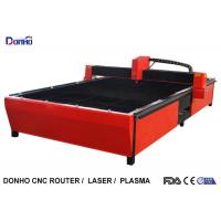 Quality High Efficiency CNC Plasma Metal Cutting Machine With Table 1300mm*2500mm wholesale