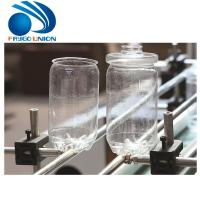 Quality PE / Pet Plastic Bottle Cutting Machine Food Snack Beverage Can Making wholesale