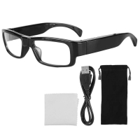 Quality 1080P Eye Glasses With Hidden Camera wholesale