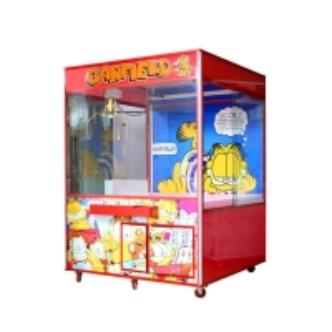 Quality Wood Stable Giant Claw Machine / Toy Crane Machine wholesale