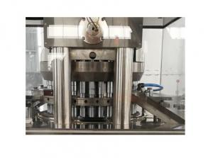 Quality ZPW500 Series Rotary Ring Shape Tablet Press Machine 48600pcs/H wholesale