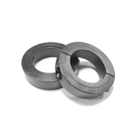 Buy cheap Low price aluminum split clamping locking shaft collar from wholesalers