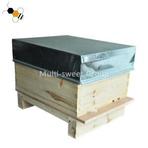 Quality Reusable Wooden Beehive Box 22mm Nucleus Hive Box wholesale