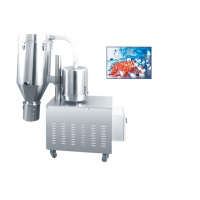Quality GMP 5.5KW Food Pharmaceutical Vacuum Charging Machine wholesale