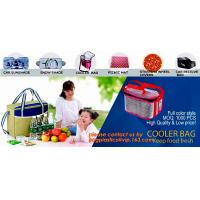 Quality Top Quality Customized Insulated Lunch Cooler bag,Promotion Portable Wine Cooler Bag,Canvas High wholesale