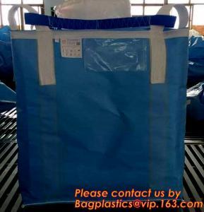 Quality Sling FIBC Bag for Cement, Sling Big Bag for Packing Cement, FIBC Cement Jumbo Sling Bag wholesale