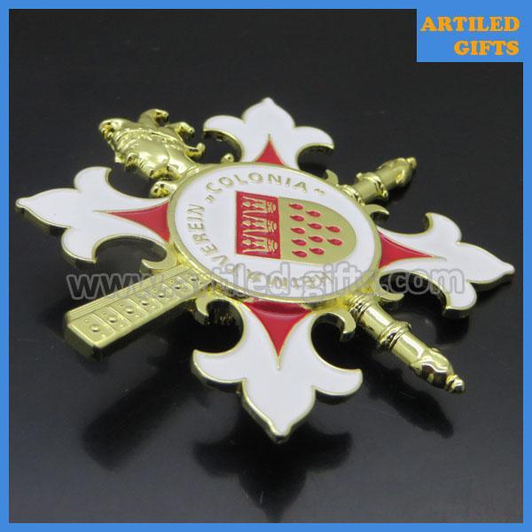 Heimatverein Colonia 3D metal pin badge 2