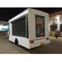Quality Full Color P8 SMD 3535 1/4 Scan Led Mobile Billboard on Vehicles INDIA wholesale