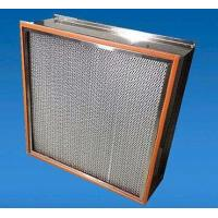 99.99% High Efficiency Particulate Air Hepa Filter H13 H14 For Spray Booth