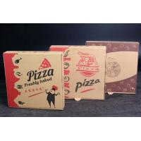 Quality custom cardboard 12 inch reusable frozen pizza box,Cheap Custom offset printing corrugated pizza box wholesale bagease wholesale