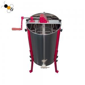 Quality 2 Frames Manual Honey Extractor 38cm Diameter Manual Honey Extractor wholesale