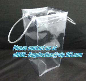 Quality wine bags, wine handle bags, wine holder, bottle bags, cylinder bag, PVC case, PVC ruler, PVC gusset bag, pipe handle ba wholesale