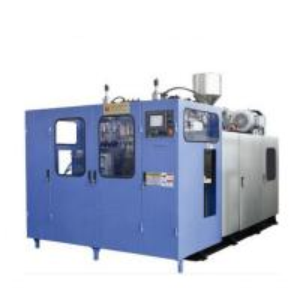 Quality Detergent Container Extrusion Blow Molding Machine , Plastic Bottle Manufacturing Plant wholesale