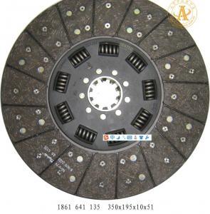 """Quality 1861640135 350*195*10*51 volvo 0512 hub profile 2""""-10n wholesale"""
