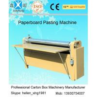 Quality BJ Series Of Gum Mounting Machine Automatic Carton Stapler For Corrugated Paperboad wholesale