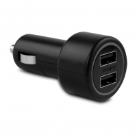 Buy cheap Targus Dual USB 12V Cigarette Lighter Adapter Anodizing For IPad from wholesalers