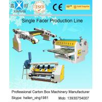 Quality Single Facer Line Shaft Corrugated Sheet Cutter Width 1600mm 0 - 100 m / Min wholesale