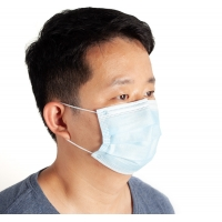 Buy cheap 3 ply Blue Face Mask from wholesalers