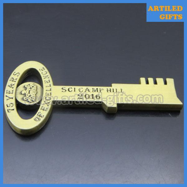 White hill SCI camp 75 Aniversary antique immitation key craft 1