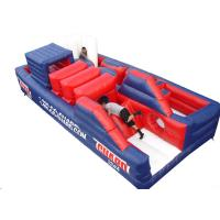 Quality 8mL Inflatable Obstacle Courses wholesale