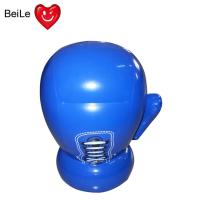 Quality Inflatable blue boxing glove for kids wholesale