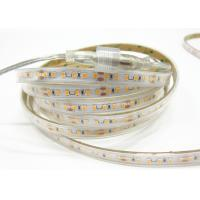 24V Rgb Waterproof Flexible Led Strips With DC Head Fast Heat Dissipation