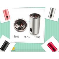 Rechargeable E Cigarette Ultrasonic Cleaner Easy To Carry Round Border
