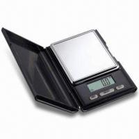 Quality Jewelry Pocket Scale with 0.4-inch LCD Digits wholesale