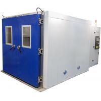 Panelized Walk In Climatic Chamber Digital Electronic Indicators With Observation Window