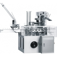 Quality Tablet Vessel Packing Foodstuff Cartoning Machine wholesale