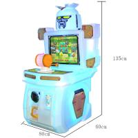 """Quality Game Center Kids Arcade Machine Coin Operated 19"""" Screen Easy To Operate wholesale"""